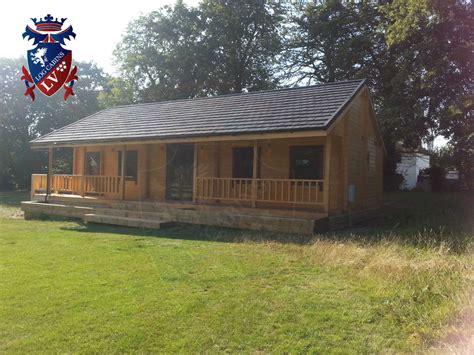 Cricket Cabins by Glulam Log Cabin Cricket Pavilion Log Cabins Lv