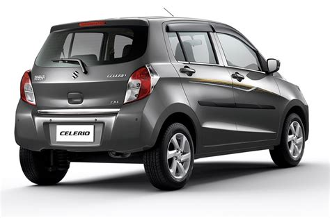 car maruti celerio maruti celerio limited edition launched at rs 4 46 lakh