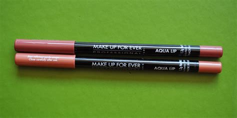 Lip Liner Make Up Forever aqua lip liner pencil by makeup forever 1c mugeek vidalondon