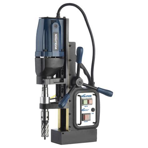 Bor Duduk Makita evomag28 1 1 8inch industrial magnetic drill