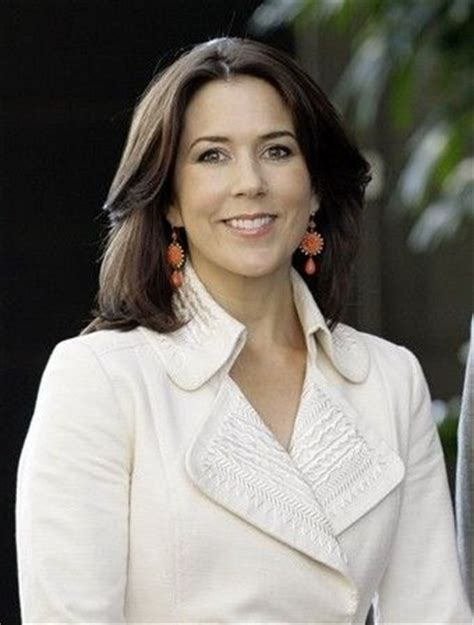 princess mary of denmark new bangs 228 best images about how to be a princess on pinterest