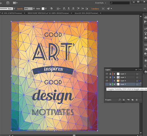illustrator templates for posters creating a vintage typographic poster design in adobe