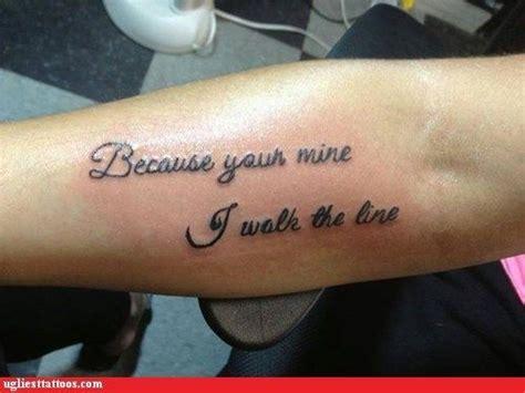 inkless tattoo beispiel eines tattoos mit schreibfehlern