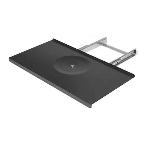 haropa extending tv swivel shelf for cabinets built ins