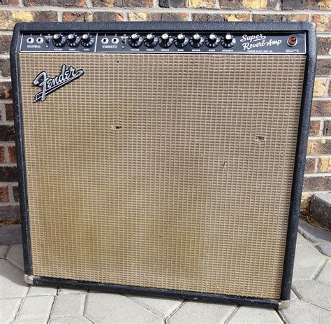 Cabinet Meaning Fender Super Reverb Wikipedia