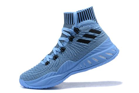 adidas explosive 2017 blue black white s basketball shoes nmd 2019