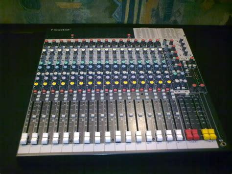 Mixer Fx16ii soundcraft fx16ii image 391259 audiofanzine