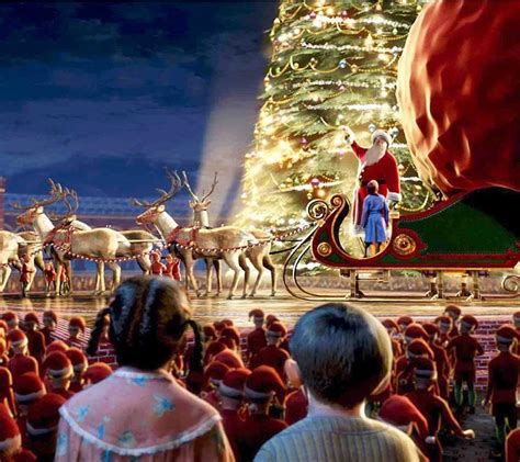 christmas wallpaper polar express the polar express my favorite christmas movie