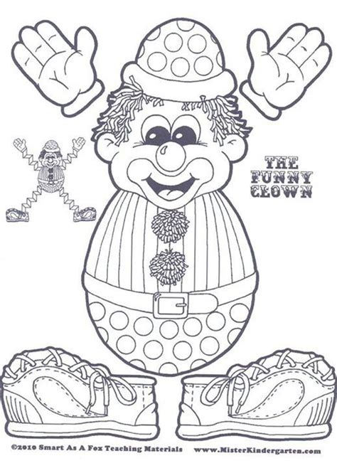 printable circus activity sheets 28 circus worksheets for preschoolers 1000 images