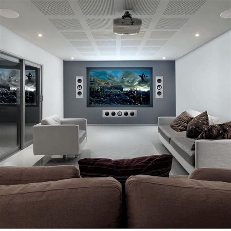 kef ci4100ql in wall home cinema speaker