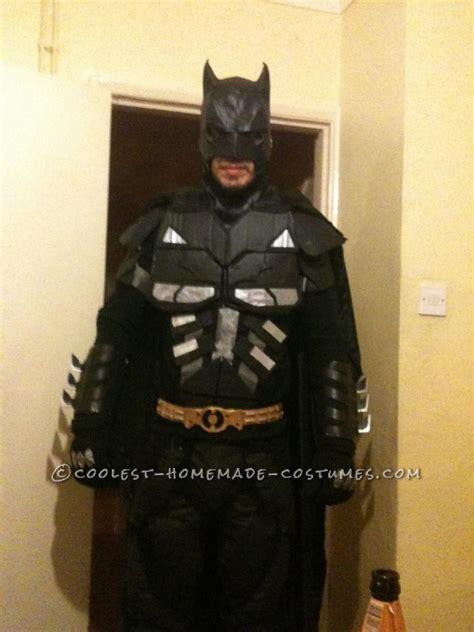 Handmade Batman Costume - cool batman costume