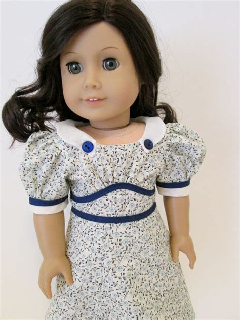 american girl doll house kit 1940s dress for american girl doll molly kit 18 quot original by dollhouse designs