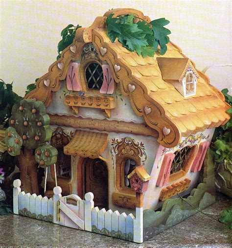 woodworking plan  building  fun whymsical doll house