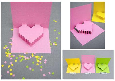 cara membuat kartu ucapan valentine sederhana valentine gift alternatives mave