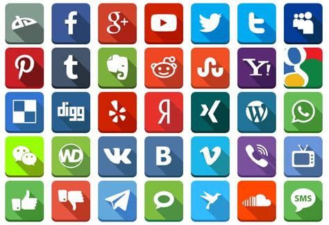 Email Search Social Networks Free How Many Social Media Buttons Does Your
