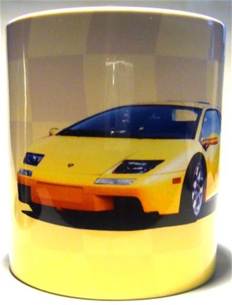 lamborghini gifts lamborghini diablo mug gift for lambo and supercar fans