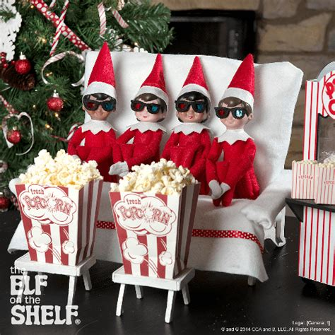 elf on the shelf movie night printable family movie night the elf on the shelf