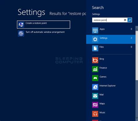 resetting hp windows 8 windows 8 system restore guide