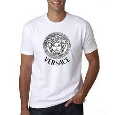 Kaos T Shirt Daft versace white t shirt price in pakistan tagtees in