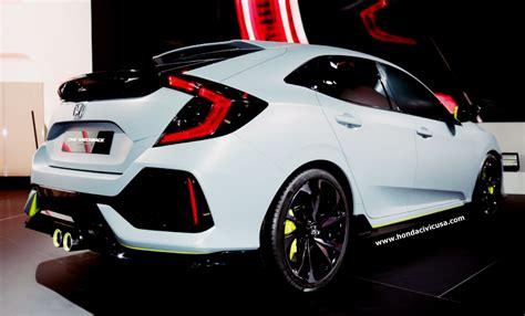 2020 Honda Civic Hybrid by 2020 Honda Civic Hatchback Review Honda Civic Updates