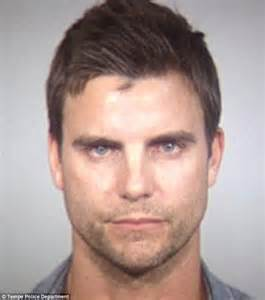 colin egglesfield daily mail colin egglesfield arrested in arizona for disorderly