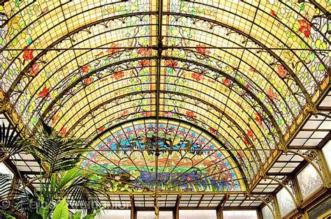art nouveau paradise  roof    called