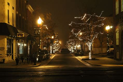 photos silent night in old town manassas potomac local