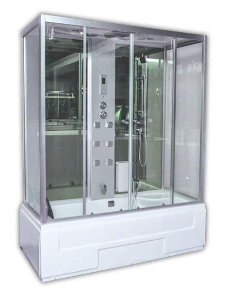 box doccia con bagno turco prezzi box doccia idromassaggio atena con bagno turco 170 x 80