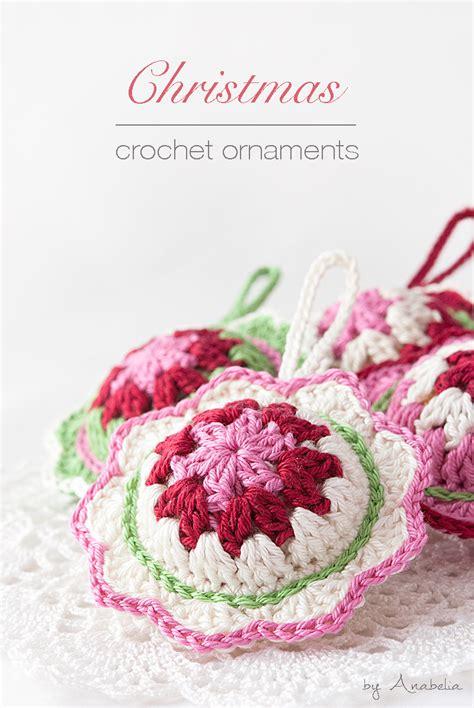 crochet patterns ornaments anabelia craft design new crochet ornaments