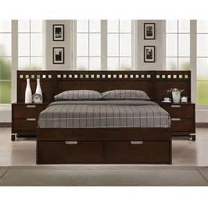 Modern Platform Bedroom Set - uncategorized dise 241 os de muebles modernos m 233 rida