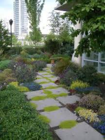 terrace seaside contemporary landscape vancouver