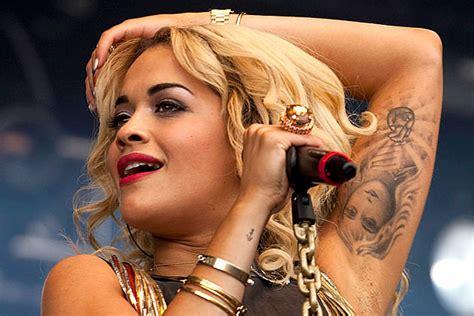 rita ora tattoos it s ora s
