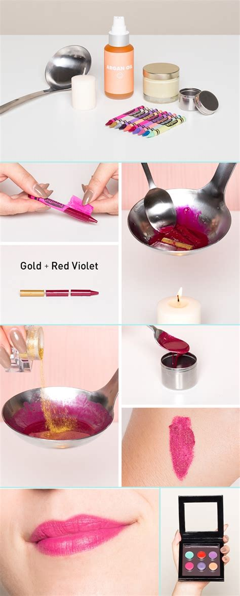 7 diy crayon lipsticks to make at home inspire tips