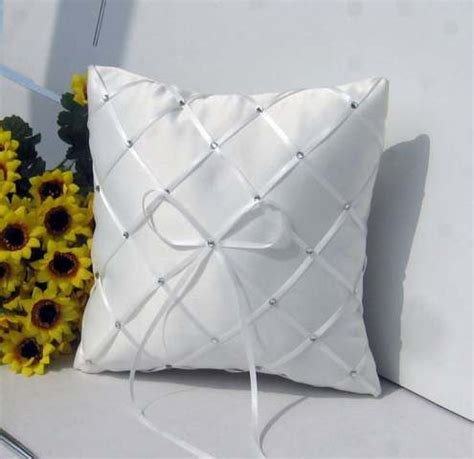 patterns for ring pillows wedding day ring bearer pillow