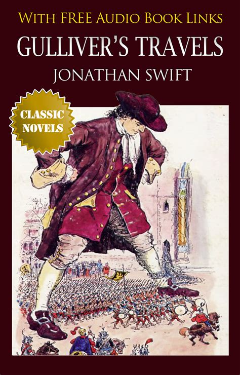 Novel Import Classic Gulliver S Travels quot gulliver s travel s annotated quot by jonathan