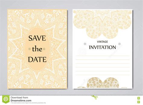 wedding card template apracticalwedding wedding card collection with mandala template of