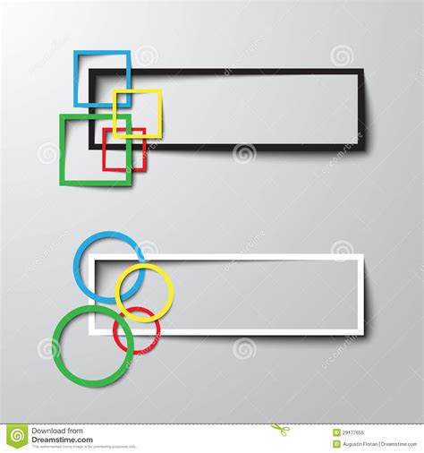 design photo text text box design stock vector image of elegant pattern