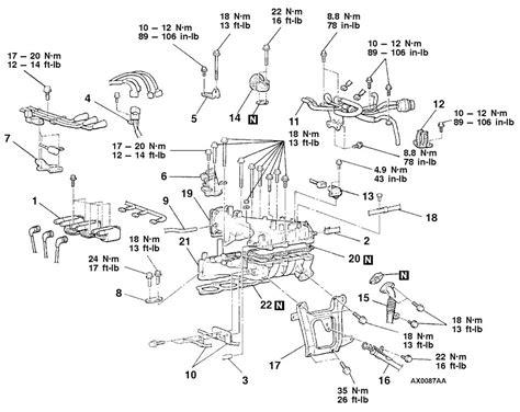 2000 mitsubishi montero sport 3 0 engine diagram mitsubishi montero sport engine diagram alfa romeo engine