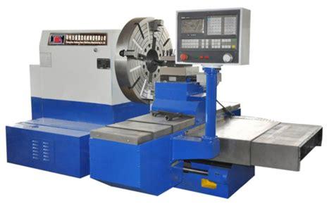 Mesin Bubut Cnc high accuracy cnc lathe machine price reasonable and high
