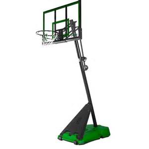 spalding 75750 portable basketball hoop on sale with free