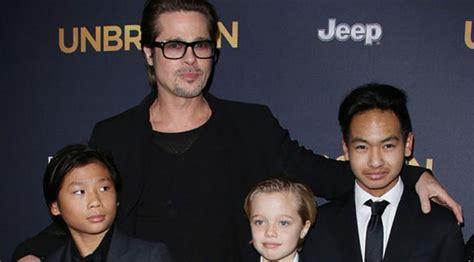 film terbaru brad pitt liburan di thailand anak angelina jolie brad pitt