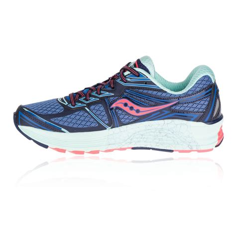 shoes saucony guide 9 womens running shoe blue for
