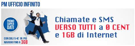 pm ufficio offerta postemobile pm ufficio infinito aprile 2015
