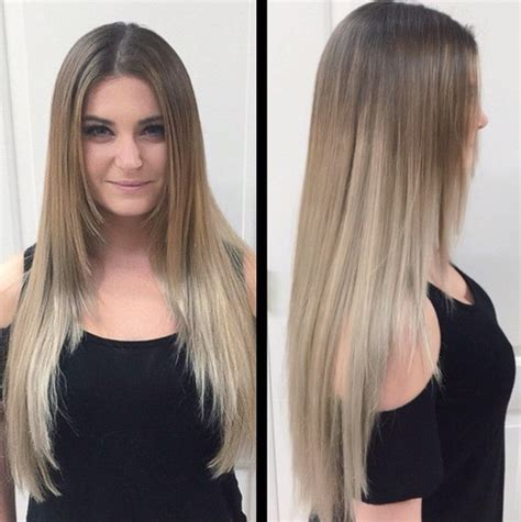 dyed layered hairstyles some ideas about hair dye trends on fine layered haircut