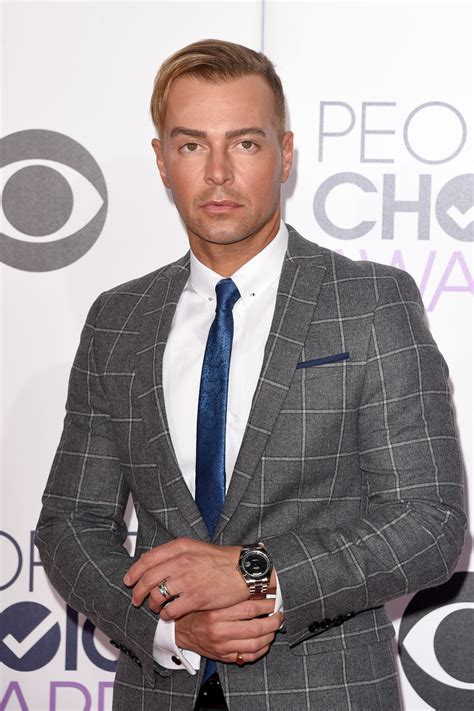 joey lawrence joey lawrence has a comb over at the people s choice