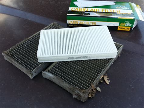 Chevy Tahoe Cabin Air Filter by Prairie Road Replacing The Cabin Air Filter In A