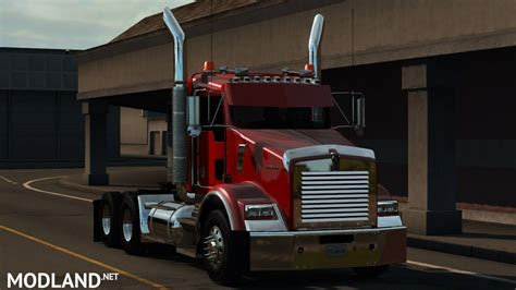 kenworth t800 2016 custom mod for american truck simulator