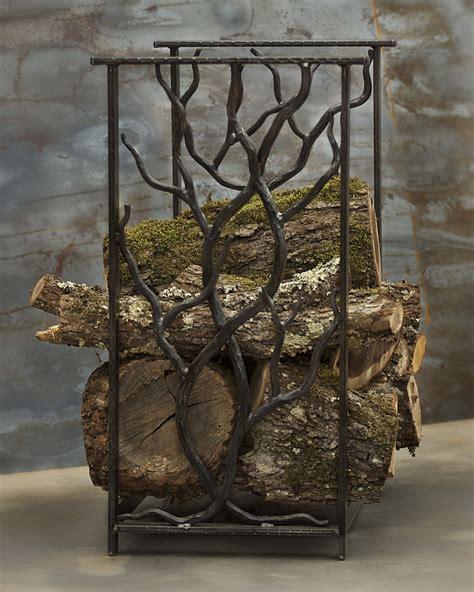 pit log holder 25 best ideas about log holder on firewood