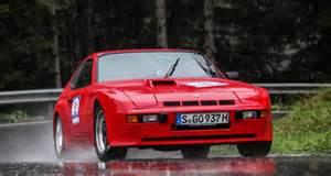 Porsche 924gt Porsche 924 Gt Fighting The Mountain Classic