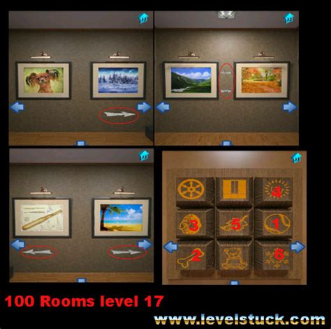 100 rooms level 22 100 rooms level 16 paint